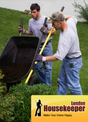 Gardening Services in London