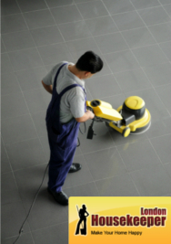 Professional office cleaning services by Housekeeper London.