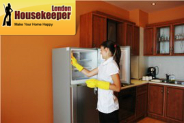 Cleaning the Refrigerator During Spring Cleaning